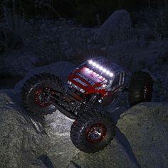 Losi RTR Nightcrawler 2.0 4WD 1/10 Rock Crawler [VIDEO]