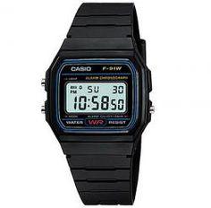 Reloj Casio retro auténtico