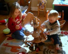 Doting on Deirdre: Bringing Nature In :: Part I :: The Playroom