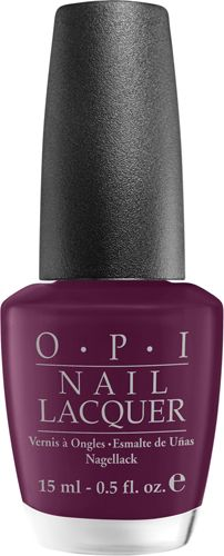 OPI: Louvre Me Louvre Me Not-My current fave. :)