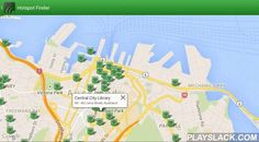 Hotspot Finder  Android App - playslack.com , Hotspot Finder will help you find the nearest free wifi access point.Covered area: Czech republic, Germany, France, New ZealandMain features:* List of nearest wifi hotspots depending on current location* Ability to display a map of surrounding area* Works in offline mode, database is downloaded into device* You can add your own hotspots and share them with other users