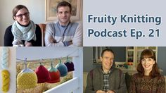 Susan B Anderson and the Barrett Wool Co - Fruity Knitting Podcast Episode 21