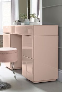 Buy Sloane Dressing Table from the Next UK online shop Corner Dressing Table, Bedroom Dressing Table, Dressing Table Design, Dressing Table Vanity, Dressing Table With Stool, Vanity Desk, Dressing Tables, Dressing Rooms, New Bedroom Design
