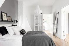 Slaapkamer inrichten als hotelkamer | Studio Moodhouse | Scandinavian | Bedroom