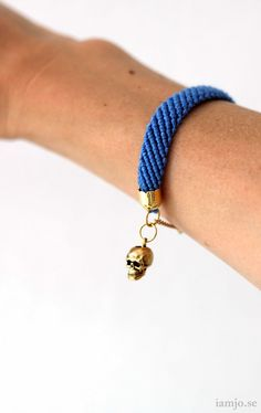 DIY Friendship Bracelet.