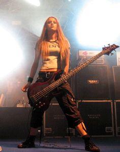 Karin Axelsson - Sonic Syndicate