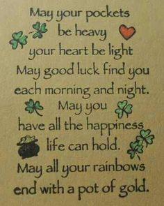 4 St Patrick's Day