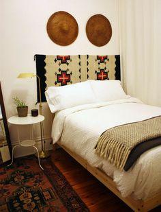 textile head board