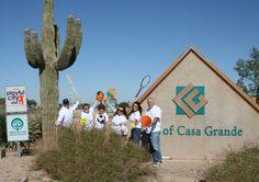 Casa Grande, Arizona welcomes visitors to Playful City USA!