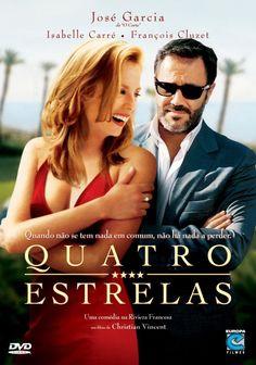 Quatro estrelas; comédia dramática; 2006; legendado; 101 min