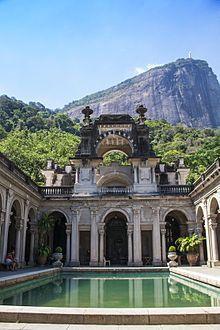 Parque Lage – Wikipédia, a enciclopédia livre