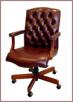 Immoderate Desk Chair With Lumbar Support