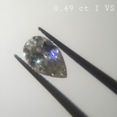 0.49 ct I color VS clarity Shape : Round Cut  Clarity : VS Color : White I Origin : Tanzania Treatment : Untreated 100% natural diamond The picture is in the same color & quality  This is nonrefundable item. This is for security issue. If you want certificate, we can send to IDL international labratory. That costs 100 dolar extra.  If you have any question, Or any spesific requirement, Or selection of any diamond lot, Just send an email : gemaddicted(at)gmail.com  Regards, Grand Bazaar…