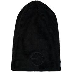 Pittsburgh Steelers New Era Solid Slouch Team Knit Beanie - Black - $19.99