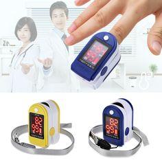 ขาย gustala Instant Digital Fingertip Pulse Oximeter Health Monitor กำลังลด 67% เหลือ ฿648 เท่านั้น! ซื้อได้ที่ Shopee ตอนนี้เลย!https://shopee.co.th/jonnylaw.th/709090538