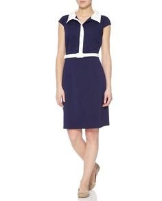 Bestselling Fever Melbourne Polo Dress back in stock! Yey! Summer's coming! http://www.atomretro.com/11285