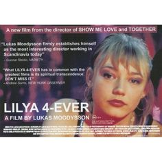 Lilja 4-ever Movie Poster
