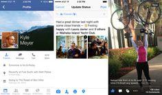 Facebook per iPhone e iPad si aggiorna: novità per i commenti e per i gruppi