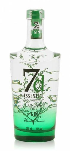 7D Essential London Dry Gin PD