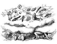 The Great Poets' Brawl of '68 by Charles Simic   NYRblog   The New York Review of Books