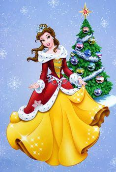 Disney Princess Belle   English (US)