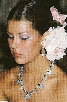 Caroline of Monaco 1975