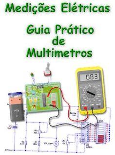 Medições elétricas e guia prático de multimetros #mpsnet  #conhecimento  www.mpsnet.net Tem como objetivo induzir o treinando a compreender o funcionamento dos #Multímetros e sua funções. Veja em detalhes neste site http://www.mpsnet.net/loja/index.asp?loja=1&link=VerProduto&Produto=415