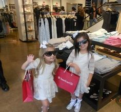 Sophia Grace and Rosie #examinercom  They are the cutest....