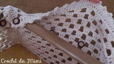 As Receitas de Crochê: Suporte para rolo de barbante feito de canos de PVC Women, Diy And Crafts, Crochet Tree, Pvc Pipe Furniture, Pvc Projects, Walking Tall, Doilies Crochet, Embroidery, Hardanger