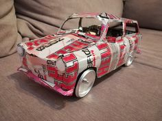 Hell Trabant 601 Universal (soda can)