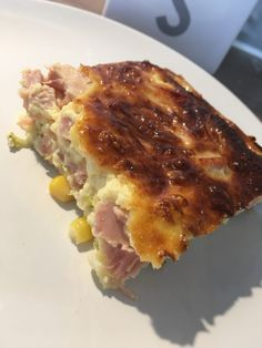 Syn Free Delicious Crustless Quiche - Slimming World Recipe Slimming World Salads, Slimming World Lunch Ideas, Baked Oats Slimming World, Slimming World Recipes Syn Free, Slimming Eats, Slimming Word, Crustless Quiche Slimming World, Quiche Crustless, Leek Quiche