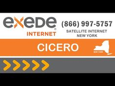 Cicero satellite internet - Exede Internet packages deals and offers best internet service provider in Cicero New York.