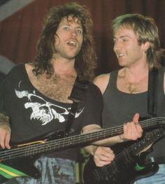 Phil Colllen and Kip Winger