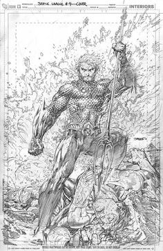 Aquaman - Jim Lee
