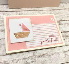 Glückwunschkarten - Konfirmationskarte für Mädchen  - ein Designerstück von POMMPLA bei DaWanda