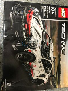 LEGO Technic Porsche 911 RSR 42096 (NEW) Kid Toy Gift Age 10 Free Shipping #afflink Contains affiliate links. When you click on links to various merchants on this site and make a purchase this can result in this site earning a commission. Affiliate programs and affiliations include but are not limited to the eBay Partner Network. New Kids Toys, New Toys, Transformer 1, Monterey Park, Acrylic Display Case, Porsche 911 Rsr, Lego Technic, Age, Things To Sell