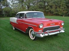 135 Best Cars / 1955 Chevy Bel Air images in 2019 | Antique cars