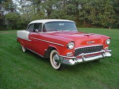 1955 Chevrolet | chevy 55 la concha de tu hermana es chevy ...