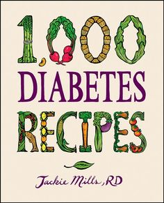 1,000 Diabetes Recipes http://glamorousrecipes.com/
