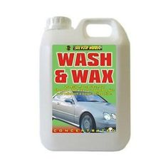 #Silverhook car wash and wax 5l car #shampoo fast action deep clean #formula,  View more on the LINK: http://www.zeppy.io/product/gb/2/271562335476/