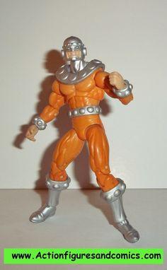 marvel universe BULLDOZER wrecking crew thor secret wars hasbro 3.75 inch action figures complete
