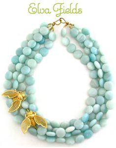 House of Fifty adores jewelry by Elva Fields!