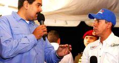 """Maduro: La oposición """"quiere sacar"""" al pobre Henri Falcón del diálogo"""