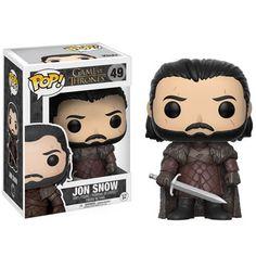 Game of Thrones Jon Snow Pop! Vinyl Figure