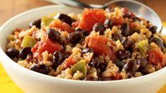 ReadySetEat - Cajun Black Beans and Brown Rice - Recipes