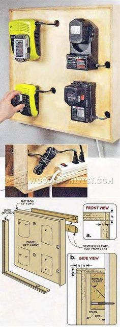 Creative-Hacks-Tips-For-Garage-Storage-And-Organizations-124.jpg 820×2,224 pixels