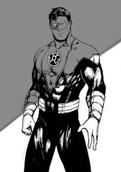 axiom-lanterns Yellow lantern Hal Jordan