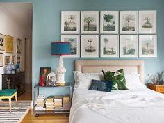 Home Staging, Spanish Interior, Elle Decor, Ideas Para, Gallery Wall, Interior Design, Bedroom, Frame, Inspiration