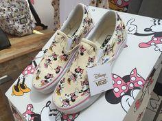 Disney x Vans Slip On Minnie Mouse