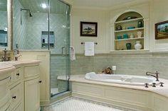 Wall Mounted Bathroom Shelves Designs Durable Glass Bathroom Designs